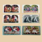 Patriotic Stereo Cards