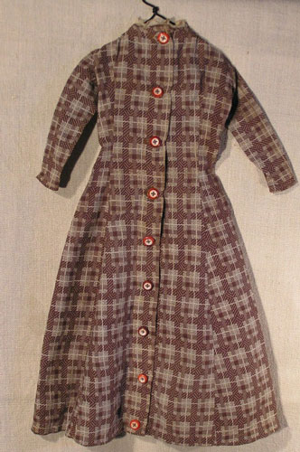 Late 19th C Doll Dress